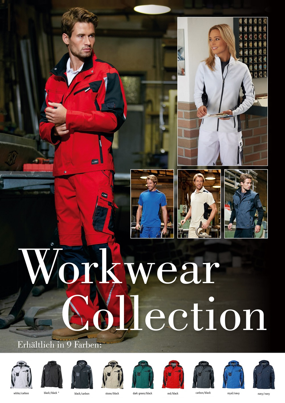 workwear collection 2018 logo